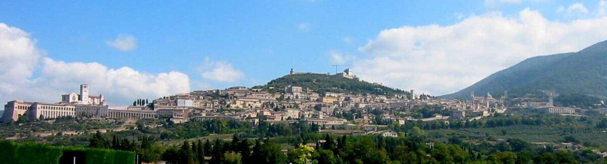 Assisi-Reise von 3. bis 10. Mai 2020