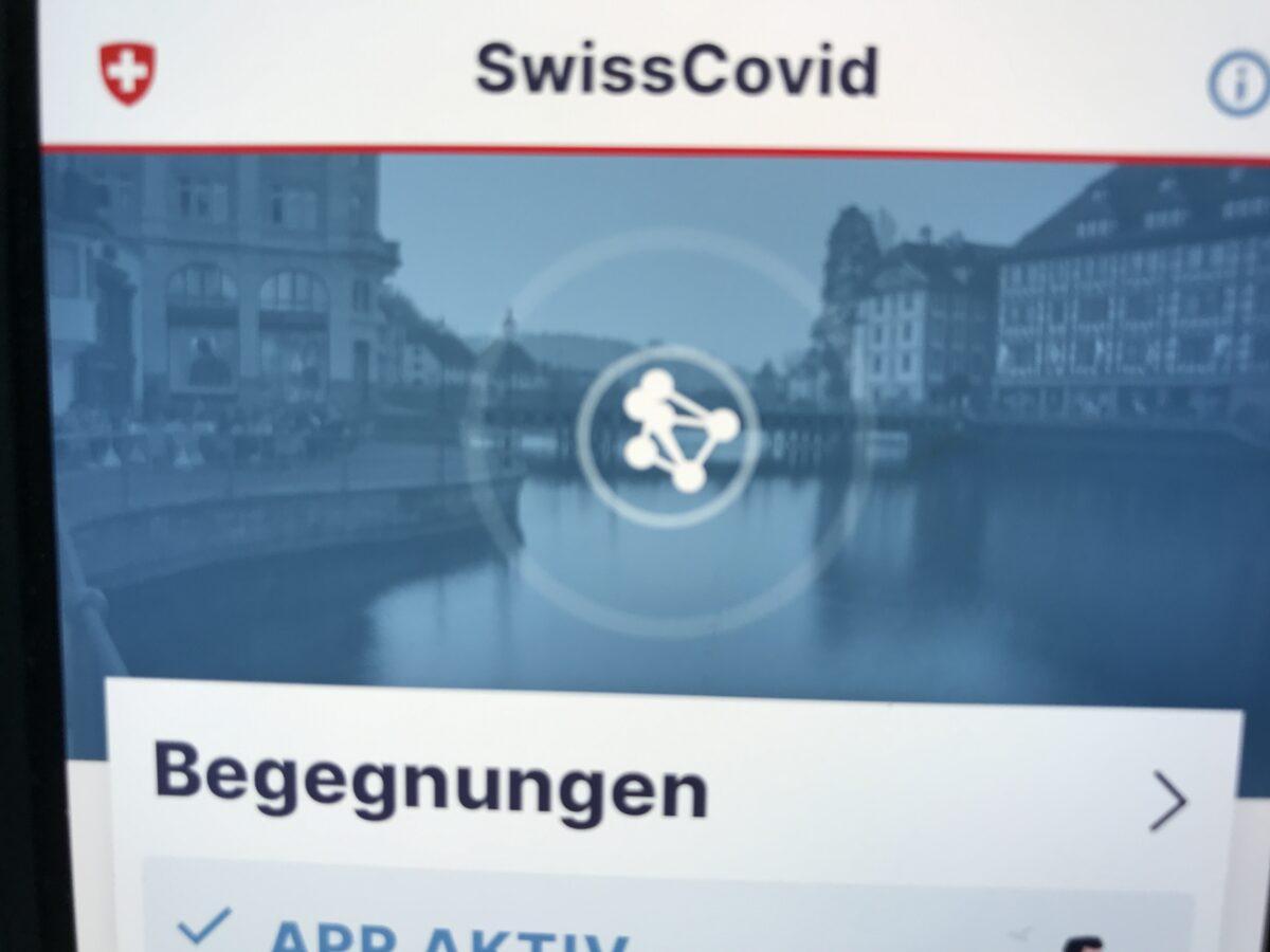 SwissCovid App seit 25. Juni erhältlich