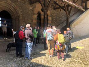 Gruppenführung auf Schloss Chillon