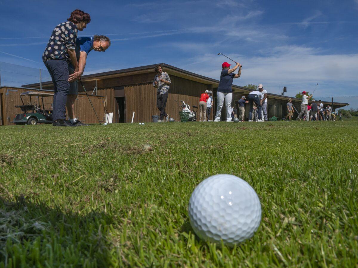 CAB Blinden-Golf-Seminar in Holzhäusern/Rotkreuz (7.-10. Mai 2021)