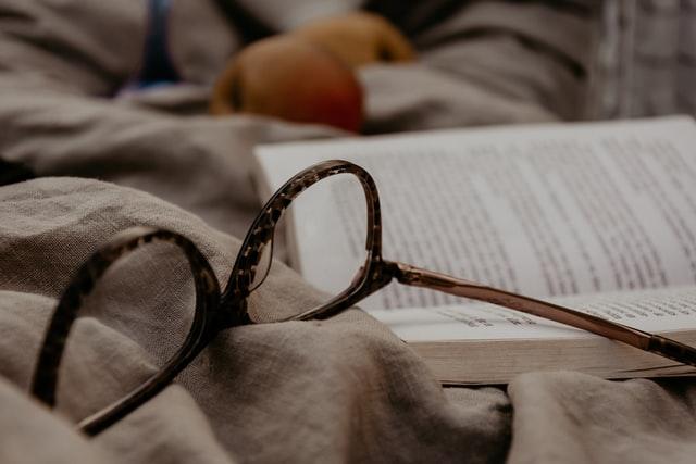 Bild einer Brille